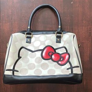 Hello Kitty Loungefly Purse